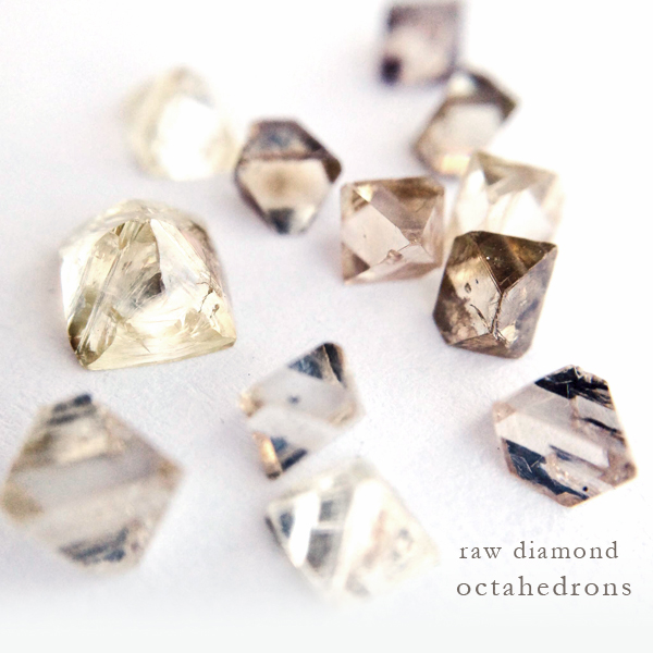 Diamond Octahedrons