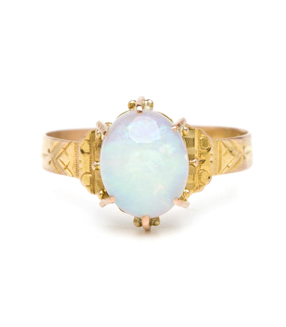 october-birthstone-opal-vintage-ring